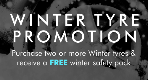 Winter Tyres special offer